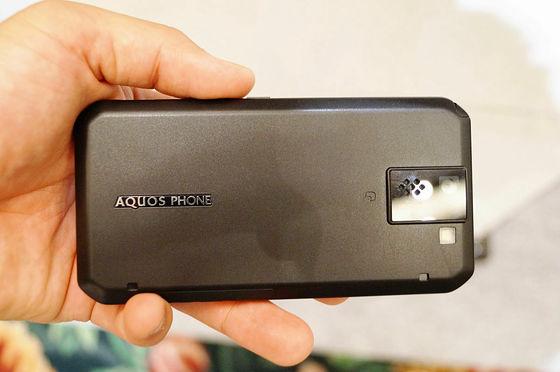 กล้อง มือถือญี่ปุ่น Docomo SH-10D Aquas