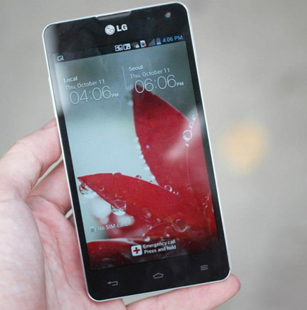 มือถือเกาหลี LG-Optimus-G-F180K