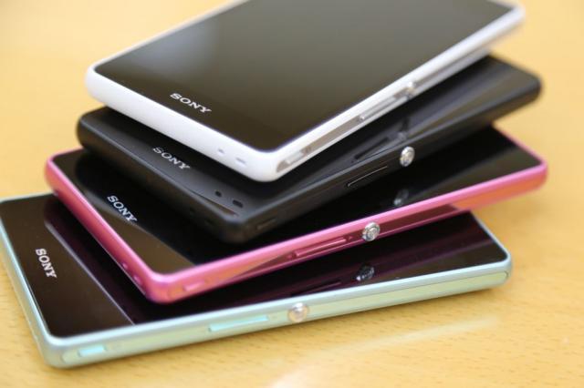 Docomo SO-04E Sony Xperia A