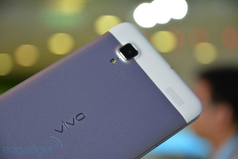 กล้อง มือถือ Android Vivo Xplay