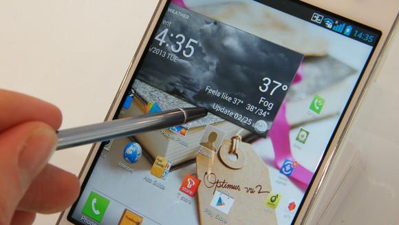 LG Optimus VU2 F200 - OmegaGadget 02