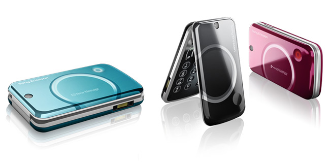 Sony Ericsson T707 - Omega Gadget 4