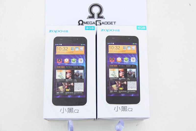 Zopo C2 - Omega Gadget 2