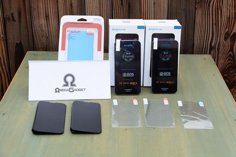Zopo C2 - Omega Gadget 6
