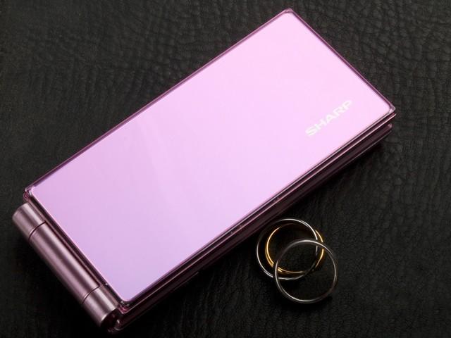 มือถือญี่ปุ่น มือถือฝาพับ Sharp SH6320C