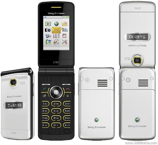มือถือคลาสสิค Sony Ericsson Z780