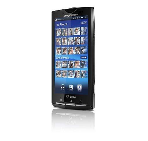 มือถือแอนดรอยด์ Sony Ericsson X10i