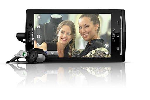 มือถือแอนดรอยด์ Sony Ericsson X10i - Omegagadget 04