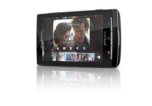 มือถือแอนดรอยด์ Sony Ericsson X10i - Omegagadget 05