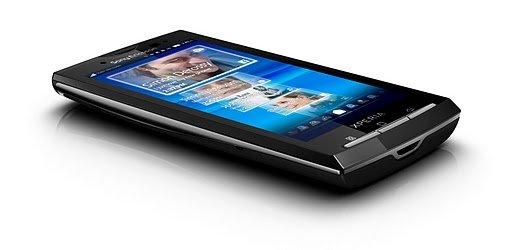มือถือแอนดรอยด์ Sony Ericsson X10i - Omegagadget 06