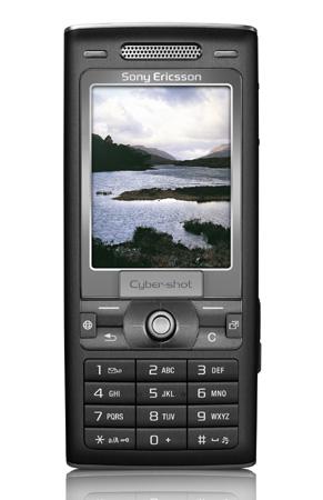 มือถือ Sony Ericsson K790
