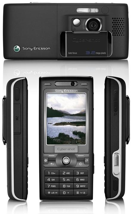 มือถือ Sony Ericsson K790 - Omegagadget 02