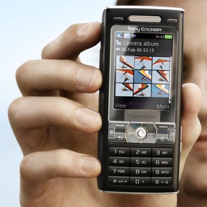 มือถือ Sony Ericsson K790 - Omegagadget 03