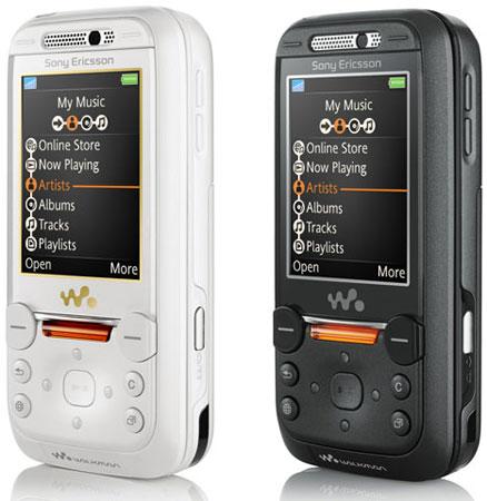 มือถือ Sony Ericsson W850 - Omegagadget 02