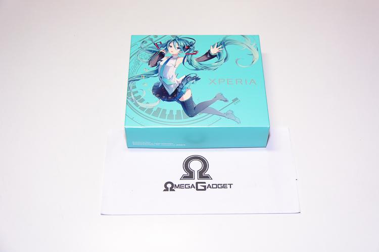 Docomo SO-04E Sony Xperia A Hatsune Miku รีวิว