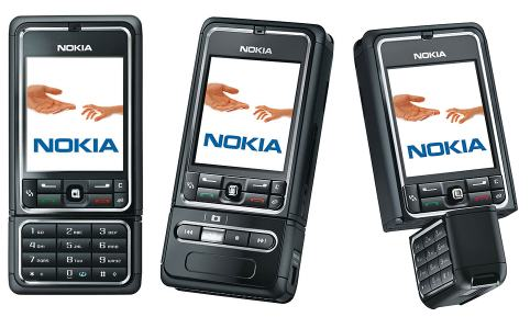 Nokia 3250 - Omega Gadget 6