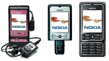 Nokia 3250 - Omega Gadget