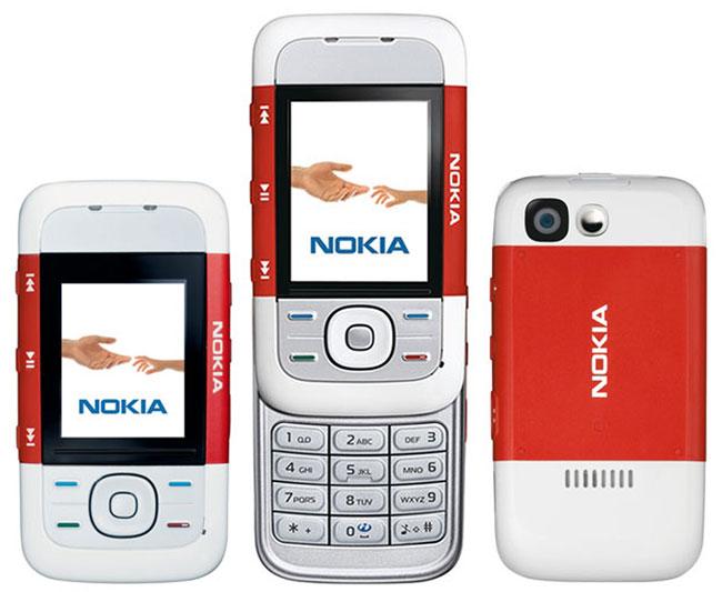 Nokia 5300 - Omega Gadget 2