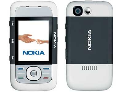 Nokia 5300 - Omega Gadget 4