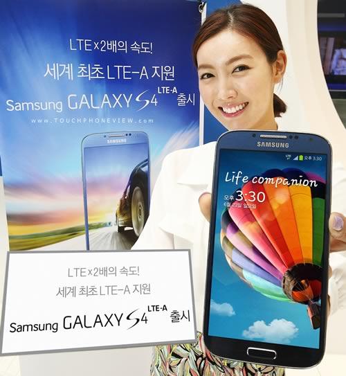 Samsung Galaxy S4 LTE-A - omegagadget 02