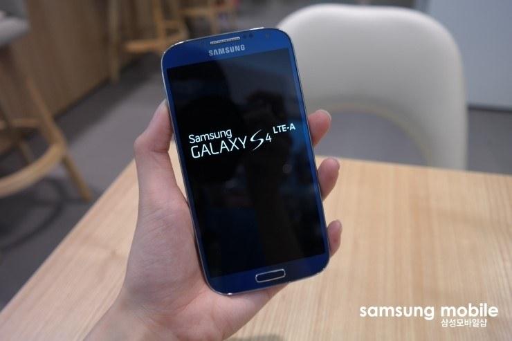 Samsung Galaxy S4 LTE-A - omegagadget 04