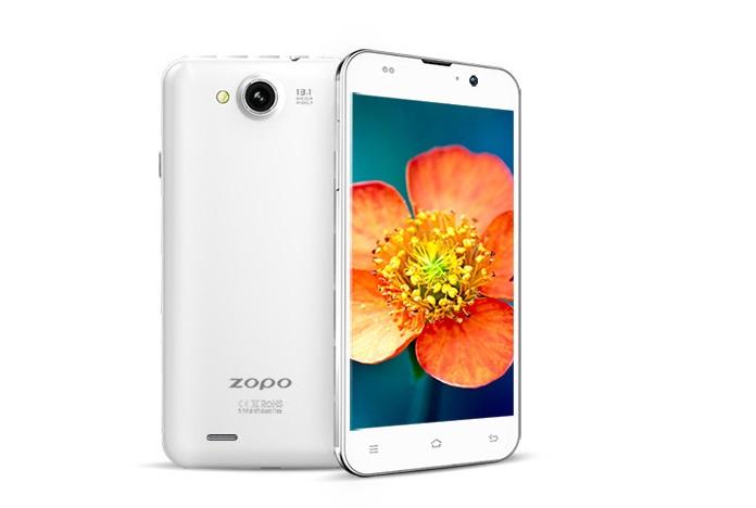 มือถือสองซิม Zopo C3