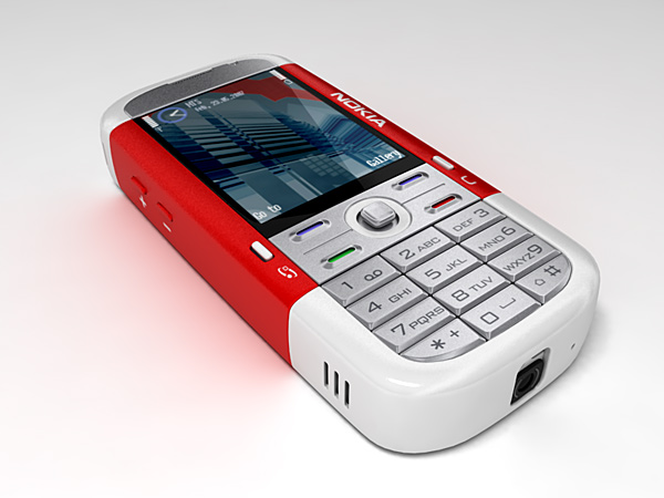 nokia 5700 xpressmusic - Omega Gadget 6