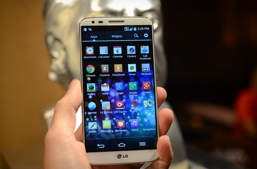 LG Optimus G2 - Omega Gadget 3