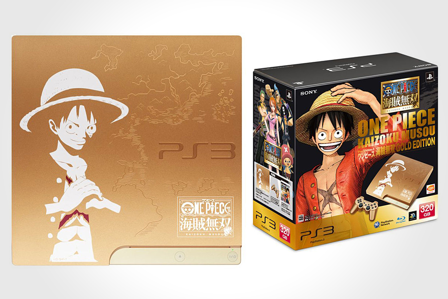 Sony PS3 One Piece Limited Edition - Omega Gadget 3
