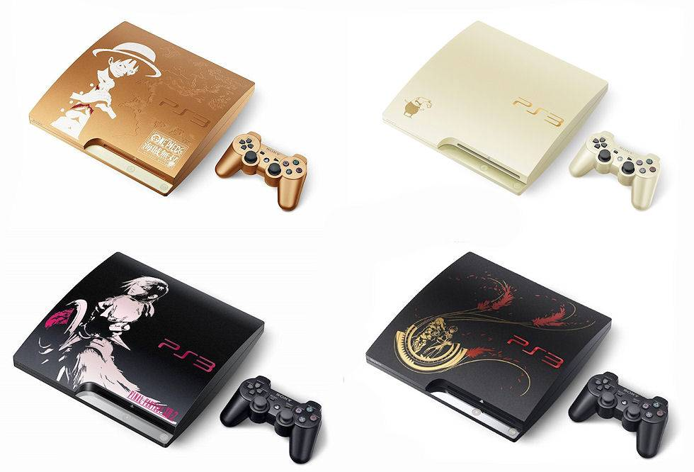 Sony PS3 One Piece Limited Edition - Omega Gadget 4