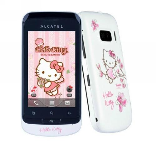 Alcatel Hello Kitty