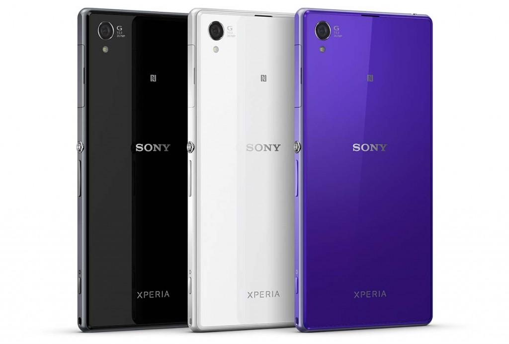 Sony Xperia Z1 - Omega Gadget 4