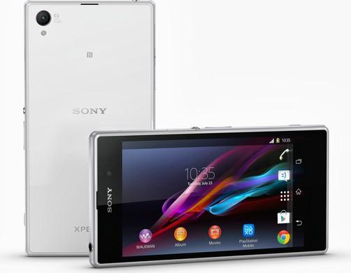 Docomo SO-01F Sony Xperia Z1 - Omega Gadget 2
