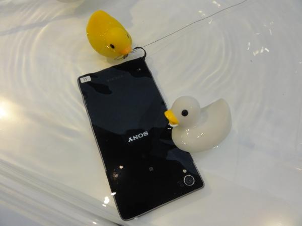 Docomo SO-01F Sony Xperia Z1 - Omega Gadget 7