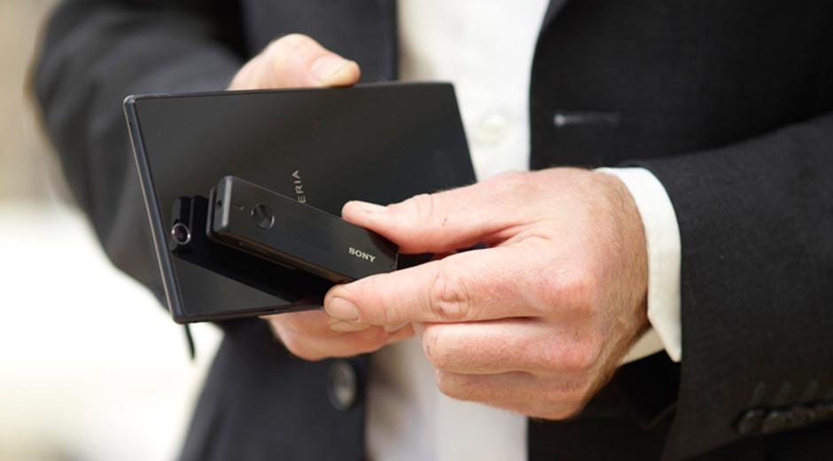 SBH52 Sony Bluetooth Handset - Omega Gadget 3
