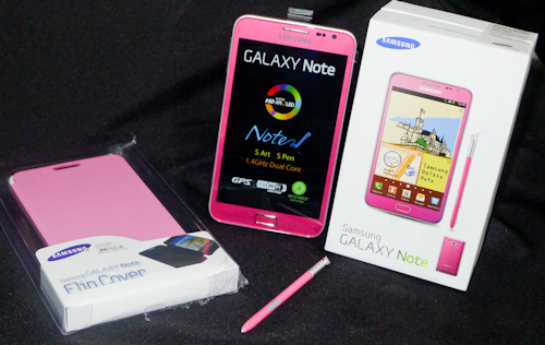 Samsung Galaxy Note เครื่องเกาหลี - Omega Gadget 3