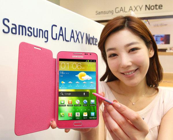Samsung Galaxy Note เครื่องเกาหลี - Omega Gadget
