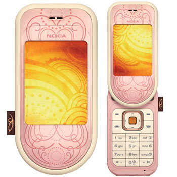 nokia 7373 - Classic Phone By Omega Gadget