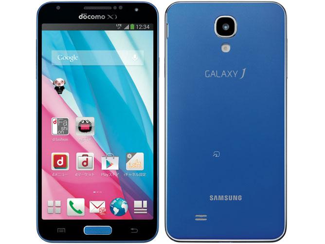 Docomo SC-02F Samsung Galaxy J - Omega Gadget 115