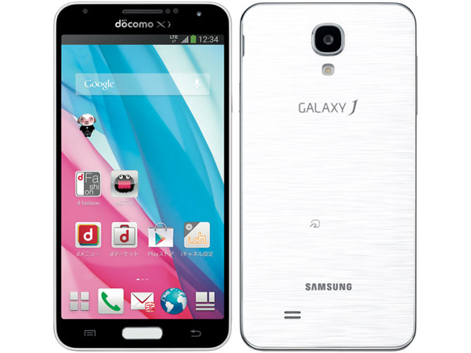 Docomo SC-02F Samsung Galaxy J - Omega Gadget 116