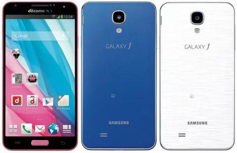 Docomo SC-02F Samsung Galaxy J - Omega Gadget 14