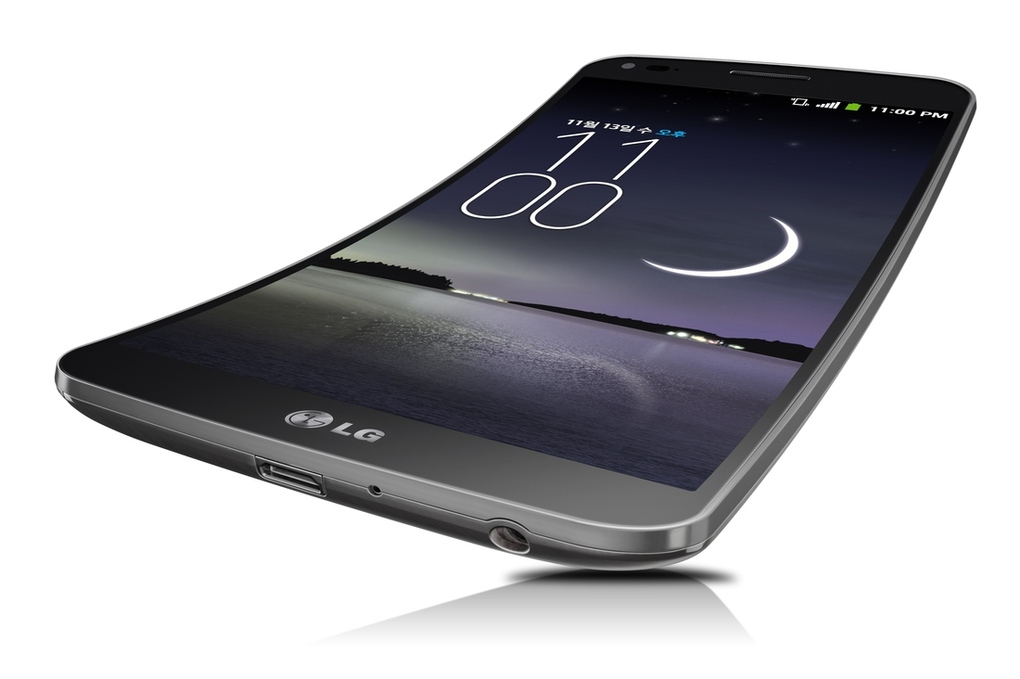 LG G Flex - Omega Gadget 2