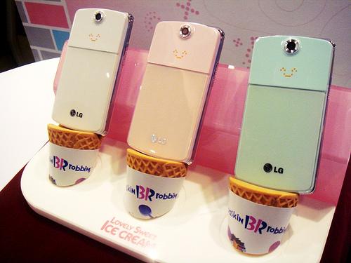 LG Ice Cream - Omega Gadget 9