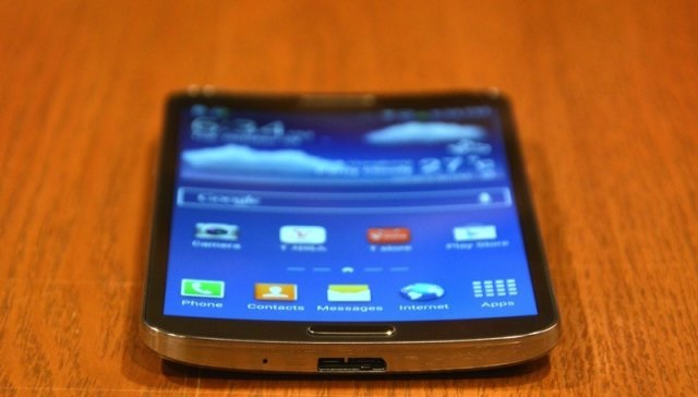 Samsung Galaxy Round - Omega Gadget 10