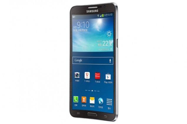 Samsung Galaxy Round - Omega Gadget 3