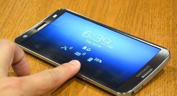 Samsung Galaxy Round - Omega Gadget 7