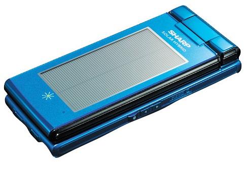Sharp Solar - Omega Gadget 10