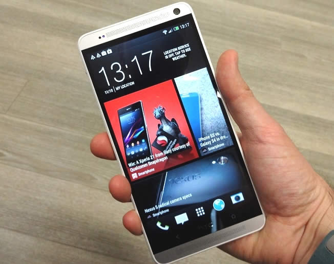 HTC One Max Dual Sims - Omega Gadget 2