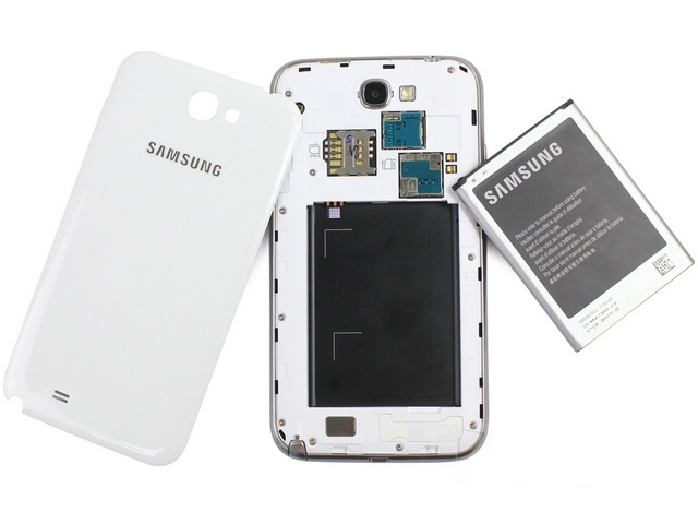 Samsung Galaxy Note 2 Dual Sims - Omega Gadget 6