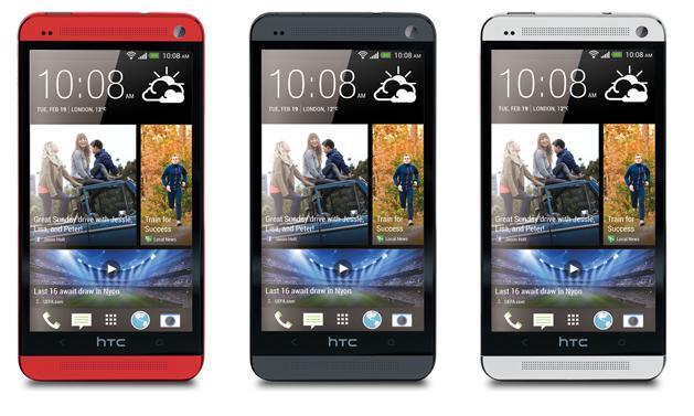 HTC One สีแดง - Omega Gadget 1